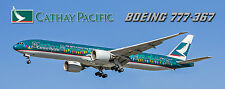 Cathay Pacific Airlines Boeing 777 Photo Magnet (PMT1601)