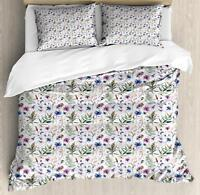 Thistle Duvet Cover Set Twin Queen King Sizes with Pillow Shams Bedding