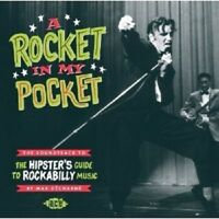 A ROCKET IN MY POCKET  CD NEW!