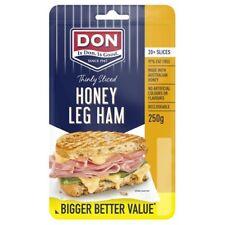 Don Honey Roasted Sliced Ham 250g