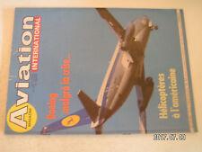 **ab Aviation International Magazine n°868 Douglas F4D / Boeing 737-300