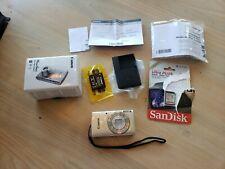 Canon powershot ELPH 180 20 megapixels compact sigital camera Open box