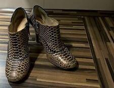 Rockport Schuhe Damen Pumps Absatz Leder Gr. 39