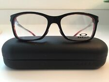 Oakley OX1127-0852 Nine-To-Five Eyeglass Frame Ruby Tortoise 52.16.138