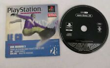 Euro Demo 28 Jeu Game Sony PlayStation One 1 Ps1 PS 1 Cool Boarders Akuji Odt