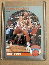 BOGO!! 1990-1991 NBA Hoops Mark Jackson Card #205 with Menendez Bro's Courtside!