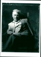 John Berger - Vintage photograph 3512369