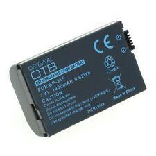 OTB Accu Batterij Canon Optura 600 - 1300mAh Akku Battery
