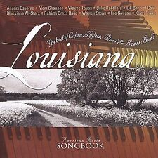 Americana Roots Songbook: Louisiana by Various Artists (CD) BRAND NEW!