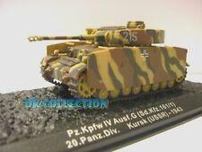 1:72 Carro/Panzer/Tanks/Military IV AUSF. KFZ. 161/1 - Ussr 1943 (32)