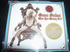 Gwen Stefani What You Waiting For Australian Enhanced CD Single - Like New