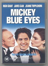 Mickey Blue Eyes (1999) DVD - Hugh Grant, James Caan, Jeanne Tripplehorn