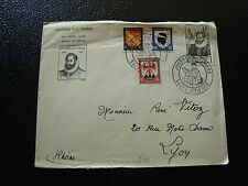 FRANCE - enveloppe 1er jour 29/6/1946 journee du timbre  (cy13) french