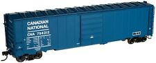 Atlas Canadian National 50' Single Door Box Car Nib Rtr *Free Shipping
