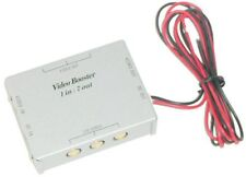 Video Booster / Splitter 1 Input 7 Output
