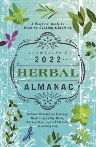 Llewellyn's 2022 Herbal Almanac by Llewellyn Publications