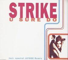Strike U sure do (1995) [Maxi-CD]