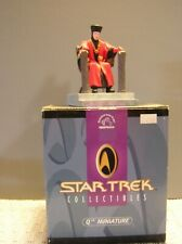 Star Trek Q Miniature by Applause