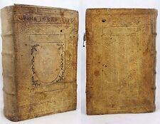 1617 Works of Josephus in alum tawed pigskin binding, elaborately decorated