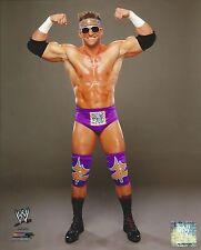ZACK RYDER WWE LICENSED WRESTLING 8x10 PHOTO NEW #725