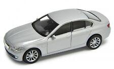 BLITZ VERSAND BMW 535i silber / silver Modell Auto Welly 1:34 NEU & OVP