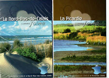 Timbres Collector Timbré sous blister Nord-Pas-de-Calais et Picardie 2009 N**