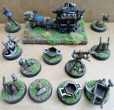2006 Dwarf Battle for Skull Pass Objective Counter Citadel Pro Painted Warhammer