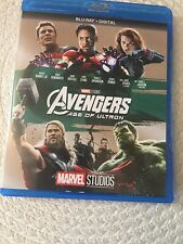 Avengers: Age of Ultron (Blu-ray Disc, 2017) Marvel Studio Digital & Poster Inc.