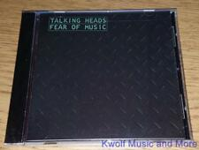 "TALKING HEADS  ""Fear Of Music""   NEW   (CD)"