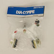 DIA-COMPE MX1000 Powder White BMX Brake Caliper for Rear