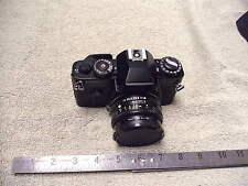 Vintage 1970s era Sears KSX Super 35 mm Film Camera , with1:17 50mm Lens