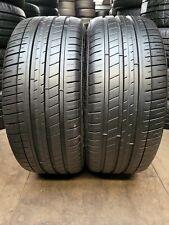 2x 245 35 20 Michelin Pilot Sport 3 95Y XL Runflat MOE ☆ 6.6MM PAIR