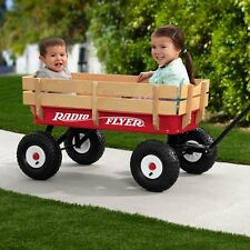 radio flyer all-terrain kinder wagon