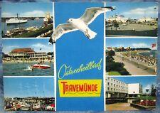 Denmark Ostseeheilbad Travemunde - posted 1970