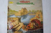 Händel Wassermusik Rafael Kubelik Berliner Philharmoniker DG 2535137 LP4