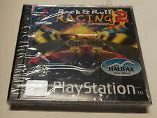 Videogame Rock&roll Racing 2 Playstation 1 PSX Ps1 PSOne & 1st Print