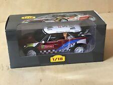 Mini John Cooper Works WRC - 2012 SORDO RALLY RALLYE - IXO ALTAYA 1/18 (EB20)