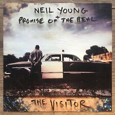 NEIL YOUNG +  PROMISE OF THE REAL THE VISITOR 2017