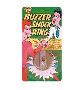 Electric Shock Jokes & Pranks Pen Lighter Tape Chewing Gum Coin Ring