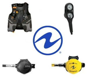 Aqua Lung Scuba Gear Package