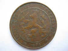 Netherlands 1904 2 1/2 Cents F