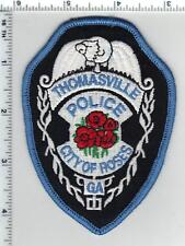 Thomasville Police (Georgia) Shoulder Patch - new from the 1980's