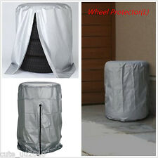 Car/SUV/Pickup Tire Tyre Rain/Dust-proof Seasonal Protective Cover Storage Bag L