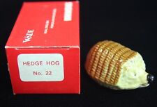 Wade.Made in England Whimsies Hedge Hog No. 22