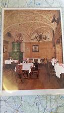 Kaiserstuben Gotische Weinstuben Deutscher Kaiser München AK Postkarte 8001