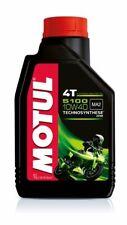 Olio Motore Moto Motul 5100 4T 10W40 Semisintetico Estere JASO MA2 - 4 litri lt