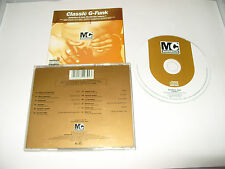 Various Artists - Classic G-Funk, Vol. 1 (1997) cd