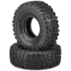 JConcepts 3156-02 Landmines 1.9 Performance Scale Crawler Tire Green Force