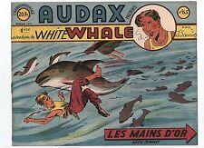 AUDAX première série n°65. ARTIMA 1952. par Saunier