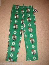 Boston Celtics Basketball Mens Fleece Lounge Pants L 36 38